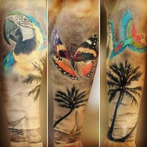 tattoo studio tenerife canary canarie spain spagna